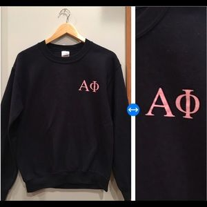 Alpha Phi sweatshirt size Small
